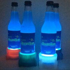how to make a nuka cola quantum lamp