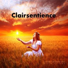 "Clairsentience (clear-feeling) is one of the most common and down to earth intuitive gifts that you can develop, yet complex as the same time. It is a sixth sense, so to speak, and means the ability to ""feel"", or ""know"", and interpret the feelings or energy around you to divine emotions and other energy vibes from people, places, spirits, animals or anything really that contains energy."