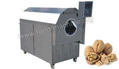 Automatic Nut Roasting Machine,Nut Processing Machine Supplier