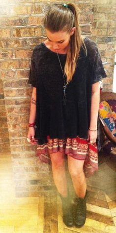 We The Free Circle In The Sand Tee style pic on Free People