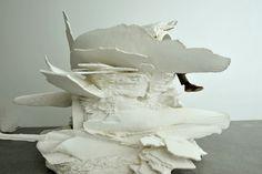 Allora & Calzadilla, Sediments (Figures of Speech), 2007. Veduta dell'installazione, Museion 2008 © Foto Othmar Seehauser
