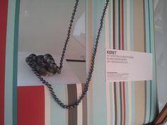 """Karen Fly Melander, """"Vildskud"""", 2012 #smykker #jewelry   #danishdesign"""