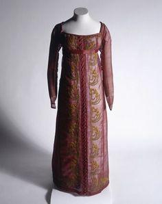 #Regency gown