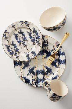 Arianne Dinner Plates, Set of 4 - Teller