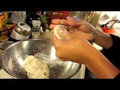 How To Cook Boiled Dumplings, Yam & Banana with Ackee & Saltfish (easy cooking videos) Carribean Food, Caribbean Recipes, Jamaican Dumplings Boiled, Cooking Videos, Easy Cooking, Jamacian Food, Recipes With Fish And Shrimp, Ital Food, How To Make Dumplings