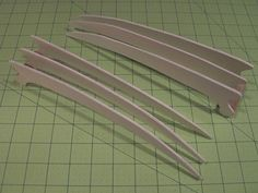 X men wolverine prop claws cardboard diy with template diy wolverine claws more pronofoot35fo Choice Image
