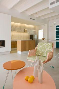 Rocha Apartament, un apartamento moderno en el centro de Barcelona