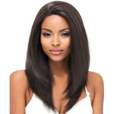 JANET BLACK PEARL SYNTHETIC FULL LACE WIG TAMIKA @ Hair Sisters $35