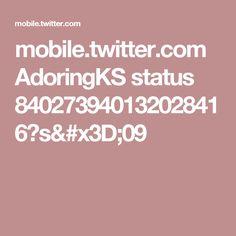 mobile.twitter.com AdoringKS status 840273940132028416?s=09
