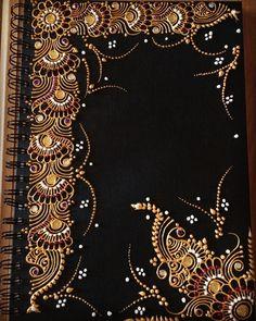 Wedding indian henna mehndi 21 New ideas Mandala Art, Mandala Painting, Mandala Design, Dot Art Painting, Fabric Painting, Henna Candles, Indian Henna, Tanjore Painting, Henna Art