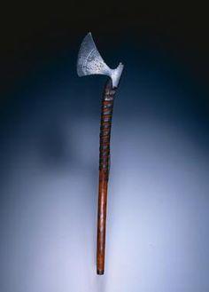 16th century Norwegian war axe