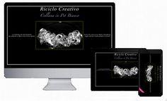 Riciclo Creativo - Craft and Fun: Riciclo Creativo Pet, Collana Fai Da Te: Tutorial eBook PDF