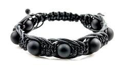 Amulet Arachna Handmade Men's Beaded Stone Bracelet with Shungite Classic Style | eBay