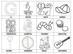 Vocabulario con imágenes para niños. - Taringa!