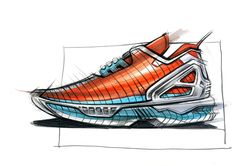 SKETCHING FOR SHOE LOVE on Behance