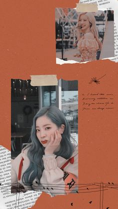 Follow me for more wallpaper#twiceonce#twice#dahyun More Wallpaper, Cute Wallpaper Backgrounds, Cute Wallpapers, Twice Album, Twice Dahyun, Kpop, Lock Screen Wallpaper, Photo Book, Polaroid Film