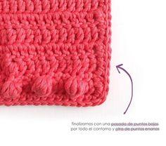 Chaqueta de Crochet Burbujitas para niña [ Tutorial y Patrón GRATIS ] Baby Cardigan Knitting Pattern, Knitting Patterns, Couture, Merino Wool Blanket, Crochet Baby, Crochet Projects, Diy And Crafts, Baby Kids, Handmade