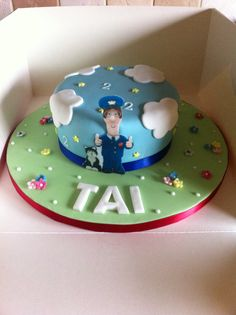 little Postman Pat Cake