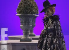 It's going to be so exciting to have the Wicked Witch of the West to join my favorite show. @Once Upon a Time