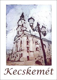 Kecskeméti témák - Művészi ajándék - Cultural Gifts - Kecskemét, Magyarország Painting, Art, Art Background, Painting Art, Paintings, Kunst, Drawings, Art Education