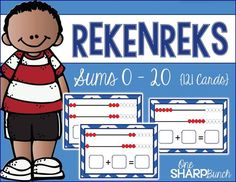 Help build number sense with this rekenrek FREEBIE! Use these cards alone or with a rekenrek board! Plus, includes a response sheet! Perfect for whole group instruction, as a center activity, or with small group intervention! Numbers Kindergarten, Math Numbers, Decomposing Numbers, Kindergarten Addition, Kindergarten Lessons, Fun Math, Math Activities, Math Resources, Math Games
