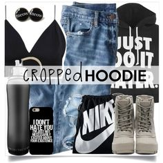 School Style by madeinmalaysia on Polyvore featuring mode, WearAll, adidas…