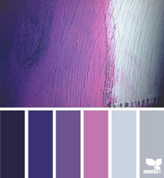Brushstroke Purples