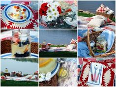want something a little more relaxed than a bbq? how about a picnic?