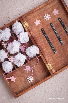 Diy Tea Bags Teebeutel Selber Machen Ohne Nähen Geschenke Verpacken Kreativ