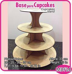 Crear Publicidad y Mercadeo | BASES PARA TORTAS / CAKE STANDS