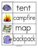 Camping Theme Activities for Preschool PreK and Kindergarten