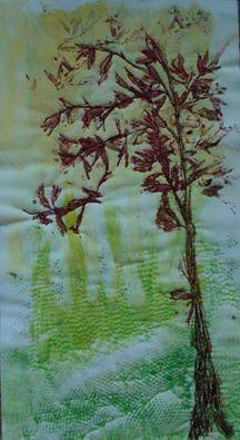 Drzewa / Trees  - Marzena: http://patchworkowo-kiboko.blogspot.com/