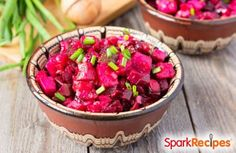 Pickled Beets Recipe by CHEF_MEG via @SparkPeople