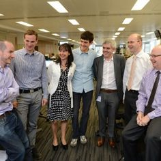 The Irish Times opens its doors to five digital disruptors
