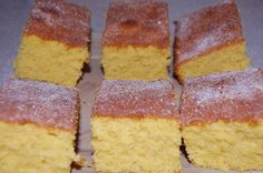 A light vanilla flavoured cake. Great for school lunches, or afternoon tea for a large group. Whip it up in no time.