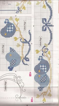 PONTO CRUZ da Nanda: Passarinhos [] #<br/> # #Blue #Bird,<br/> # #Love #Birds,<br/> # #Crossstitch,<br/> # #Cross #Stitching,<br/> # #Pink #Ribbons,<br/> # #Cheap #Sunglasses,<br/> # #Jigsaw #Puzzles,<br/> # #Larger,<br/> # #Outlets<br/>