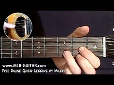 "How to play ""Love Me Tender"" - MLR-Guitar Lesson #1 of 4"