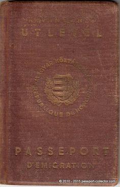 HUNGARY Emmigration pp 1948 - Tom - Picasa Webalbumok