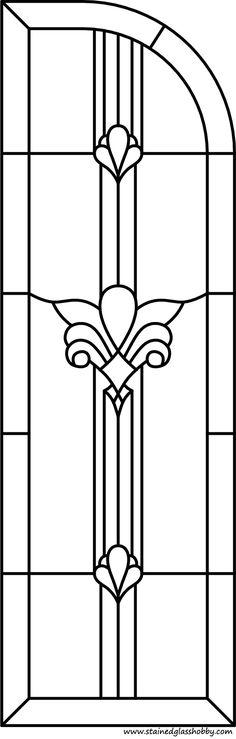 modern victorian design pattern