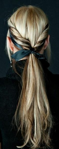 Bows in your hair