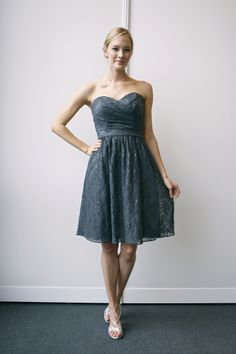 Here's a sneak preview of #Dessy Spring 2013!! #bridesmaid #dress