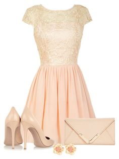 pastel by elekta on Polyvore featuring polyvore, мода, style, dELiA*s, Gianvito Rossi, ASOS, Sence Copenhagen, fashion and clothing