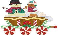 12 Days of Christmas - Train Car 09 | Craftsy