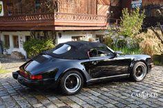 Porsche-911-Speedster 40.800 kms!