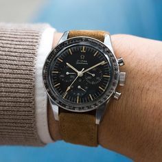 Its #speedytuesday somewhere in the world. This @omega Speedmaster Ed White is currently available.