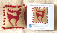 Reindeer mini kit www.madinengland.com