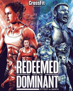 Review: The Redeemed and the Dominant Is CrossFit's Most Emotional Documentary Yet  https://barbend.com/redeemed-and-dominant-review-crossfit/