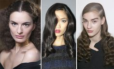 Fall/ Winter 2013-2014 Hairstyle Trends - Curly Hairstyles  #hairstyles2014 #hairstyles #haircolors #fall2013hairstyles