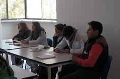 Tutoría a alumnos de licenciatura de la Facultad de Estomatología - Dra. Nadia Nava