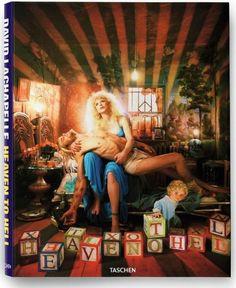 David Lachapelle: Heaven to Hell   David Lachapelle http://www.amazon.co.jp/dp/3836522845/ref=cm_sw_r_pi_dp_PbKSvb1CAXCT7